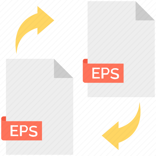 exchanging arrows, file exchanging, file sharing, file transferring, files icon