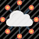 cloud computing, cloud connection, cloud network, cloud sharing, storage cloud