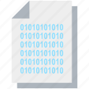 binary, binary sheet, coding, data management, programming