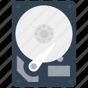disc player, hard disk, hard drive, hardware, storage device icon