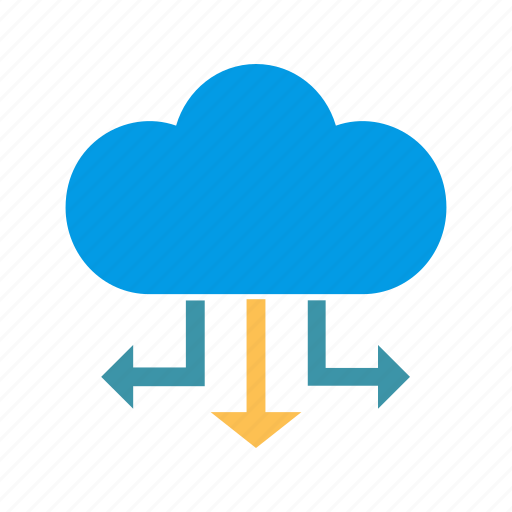 Business, cloud, computing, connection, network, server, technology icon - Download on Iconfinder