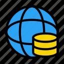 database, online, server, global, browser