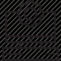 cog, cogwheel, computer, computer settings, settings icon