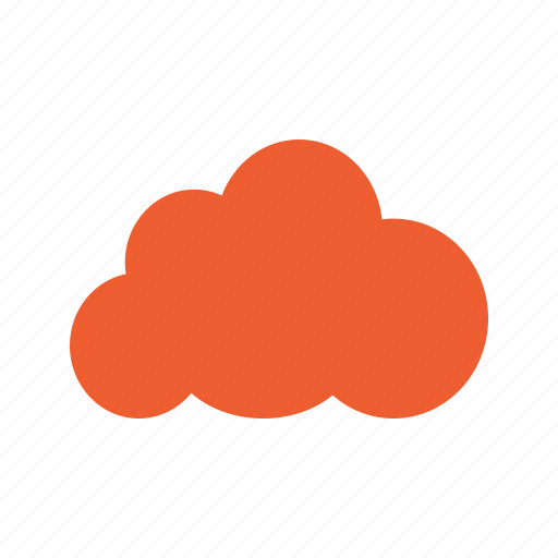 cloud, computer, data storage, internet, online, pc icon