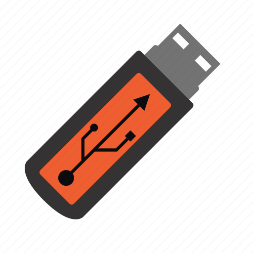 computer, data, disk, flash disk, pc, usb, usb disk icon