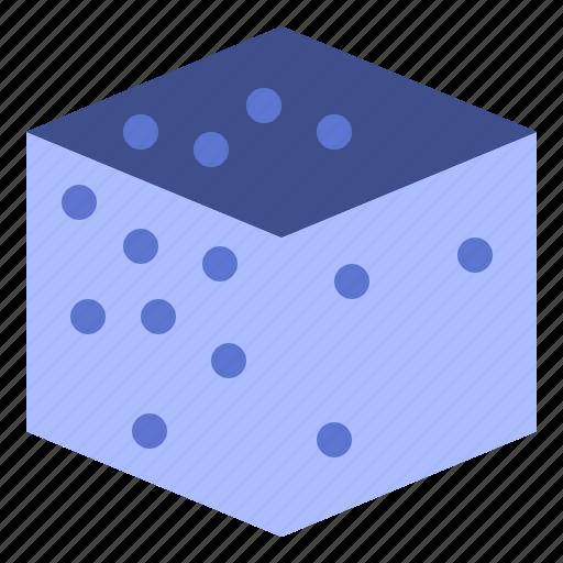 data, dimention, plot, scatter, visualisation icon