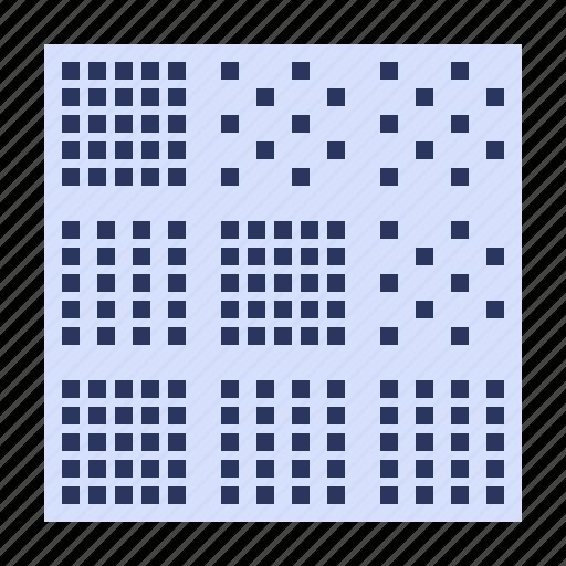 correlation, data, heatmap, visualisation icon