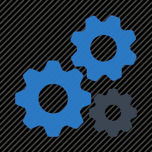 configure, gear, preference, setting, wheel icon