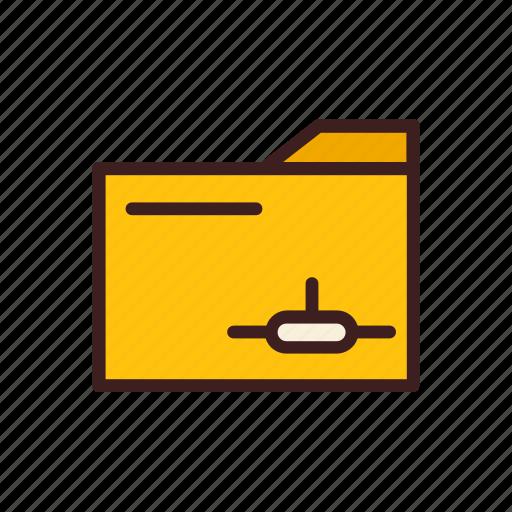 data, database, folder, network, storage icon
