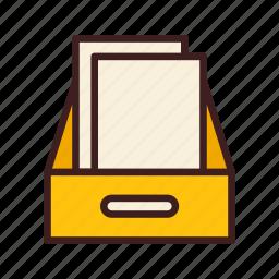 data, database, file, network, storage icon