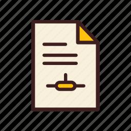 data, database, document, network, storage icon