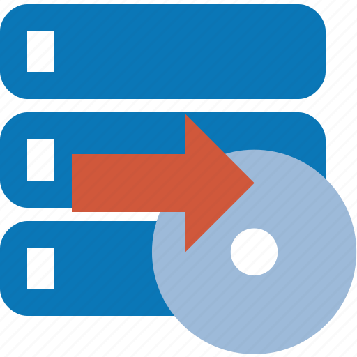 backup, data, databank, database, reserved, spare icon