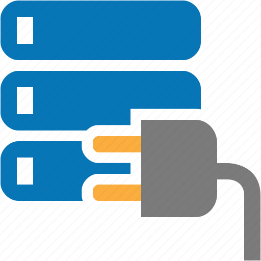 communication, connection, connections, data, databank, database icon