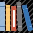 books, education, library, school icon