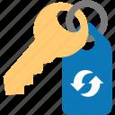 passwords, refresh, reload, password, update, key