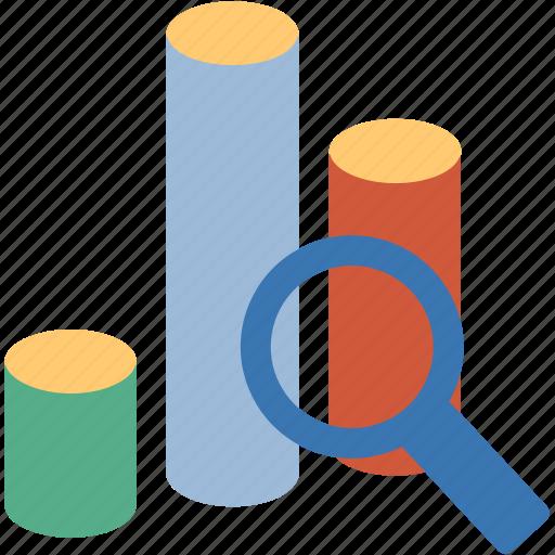 chart, charts, diagram, explore, graph, graphs, statistics icon