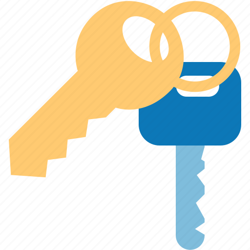 keys, password, private, protection, secure, security icon