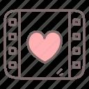 dating, film, heart, love, movie, valentine, video