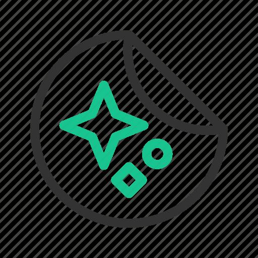 free, offer, promo, sticker, trial icon