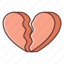 broken, dating, heart