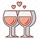 dating, heart, valentine