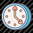 clock, dating, timeline