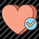 dating, love, true icon