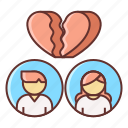 broken, dating, unmatch