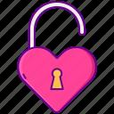 heart, love, romance, unlocked