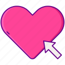 heart, love, relationship, status