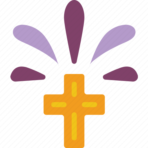 cross, day of the dead, dead, mexican, mexico, tradition icon