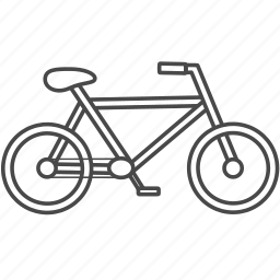 bicycle, bike, ride, transport, transportation icon