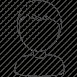 avatar, boy, man, person, user icon