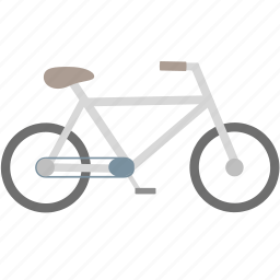 bicycle, bike, transportation icon