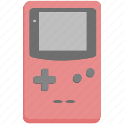 console, game, gameboy, gamepad icon
