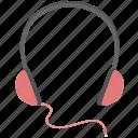audio, headphone, headphones, music