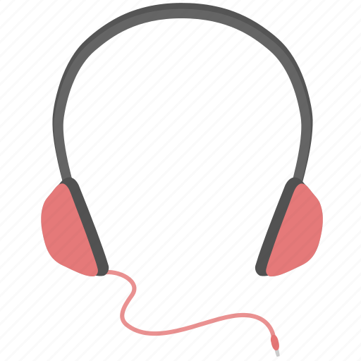 audio, headphone, headphones, music icon