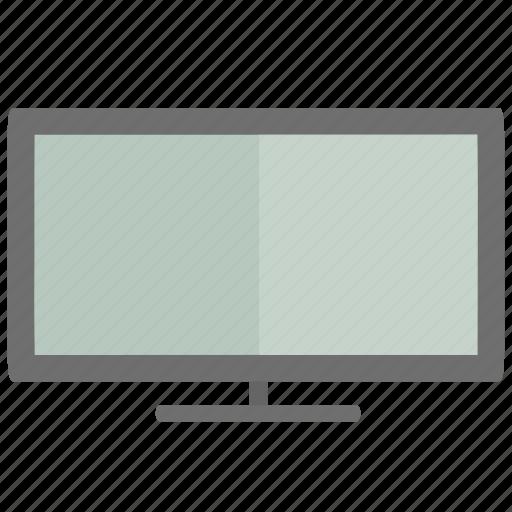 screen, tv icon