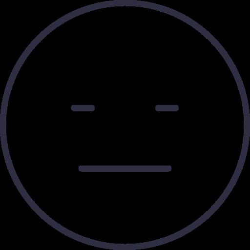 confuse, confuse emoji, confused face, confused icon icon