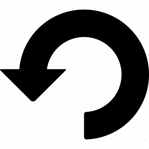 Arrow, back, ccw, left, refund, rotate, undo icon - Download on Iconfinder