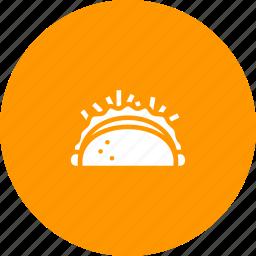 burrito, food, mexican, tortilla, wheat, wrap icon