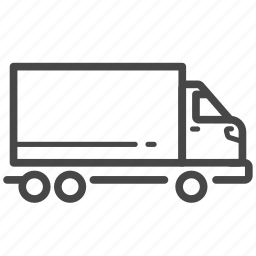 delivery, logistics, service, shipping, truck icon