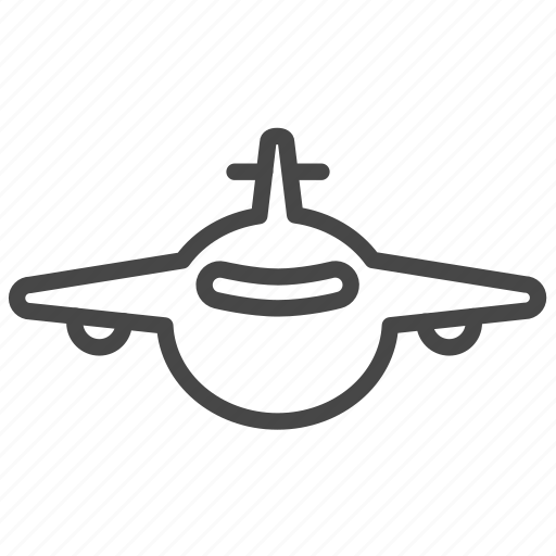 air, air freight, logistics, plane, shipping, transport icon