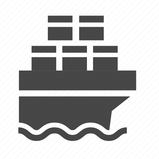 Ship, shipping, water icon - Download on Iconfinder