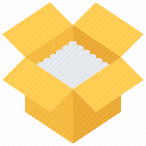 box, courier, delivery, parcel, warehouse icon