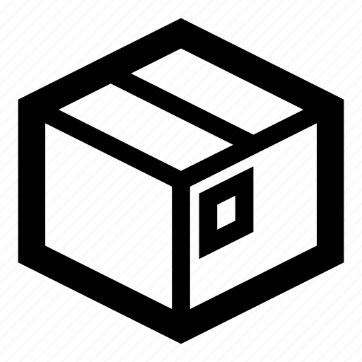 box, delivery, package, parcel, shipment icon