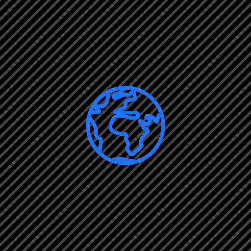 earth, geography, global, globe, world icon