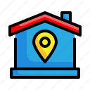 home, location, pin, gps, map, navigation, direction