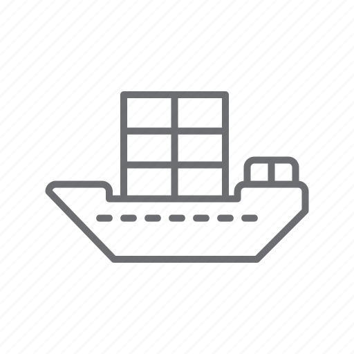 Shipping, delivery, package, logistics icon - Download on Iconfinder