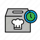 24hr, cooking, delivery, fast food, food, order icon